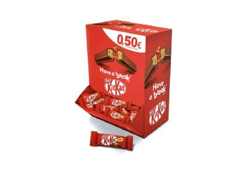 Immagine di Kit Kat mini marsupio 77pz 1.3 Kg