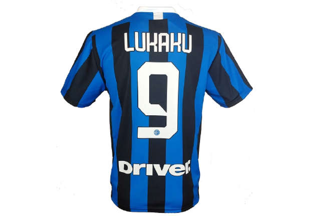 Immagine di Maglia ufficiale Inter Lukaku tg.s