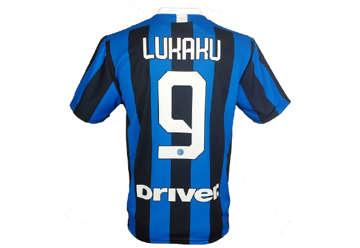 Immagine di Maglia ufficiale Inter Lukaku tg.10 anni