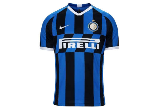 Immagine di Maglia ufficiale neutra Inter 10anni