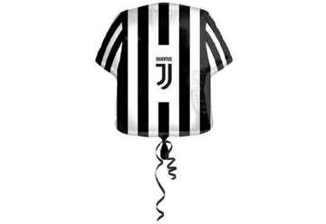 Immagine di Palloncino maglia Juve foil