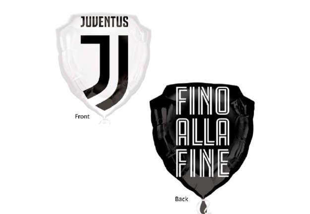 Immagine di Palloncino scudetto Juventus