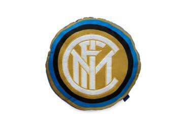 Immagine di Cuscino sagomato tondo Inter
