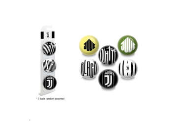 Immagine di Juve play balls blister 3pz