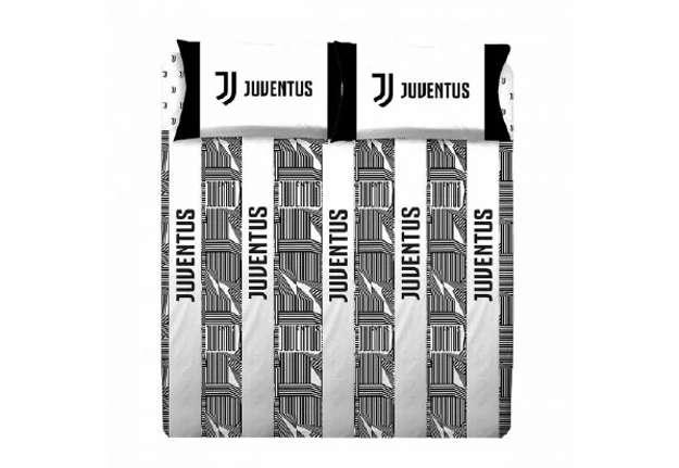 Immagine di Copriletto Juventus trapuntato 260x270
