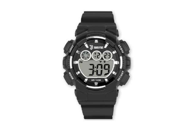 Immagine di Orologio digitale Juventus cronometro 50mm