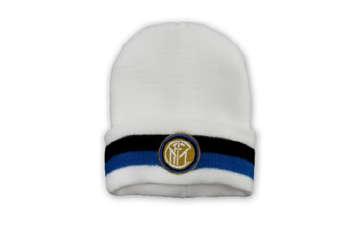 Immagine di Cuffia Inter bianca