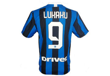 Immagine di Maglia ufficiale Inter Lukaku tg.8 anni
