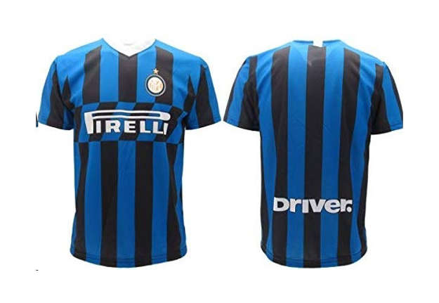 Immagine di Maglia ufficiale neutra Inter tg.8 anni