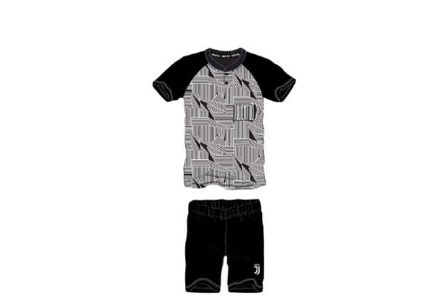 Immagine di Pigiama Juventus corto bianco XL