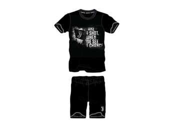 Immagine di Pigiama Juventus corto nero L