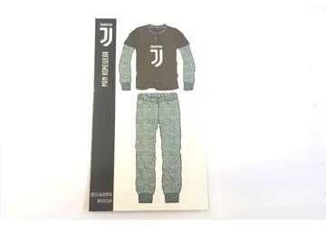 Immagine di Pigiama Juventus interlock nero M