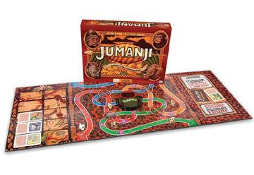 Immagine di Jumanji in cartone