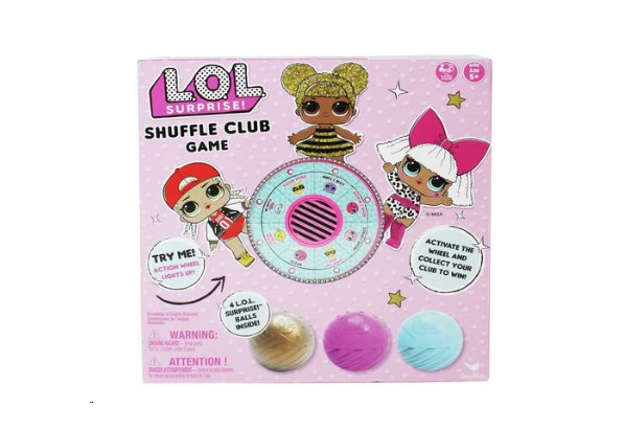Immagine di Lol Surprise Shuffle Club Game Sales