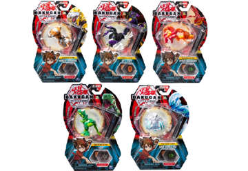 Immagine di Bakugan Ultra Ball 1