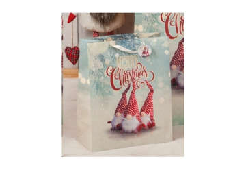 Immagine di Shopper Gnometti Merry Christmas and Happy New Year
