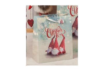 Immagine di Shopper Gnometti Merry Christmas and Happy New Year