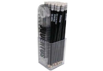 Immagine di kit 12 righelli assortiti e 38 matite con gommino Juventus