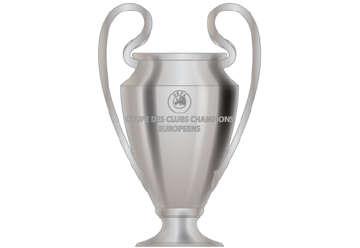 Immagine di Magnete Coppa Uefa Champions League