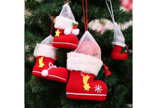 Immagine di Scarpetta natalizia