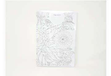 Immagine di Quaderno A4 Colora e disegna 1 rigo 1R