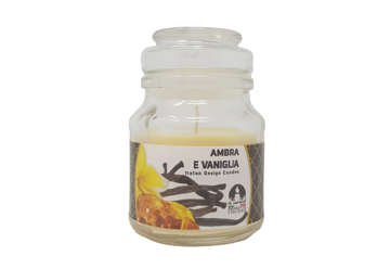 Immagine di Candela in giara Ambra e Vaniglia
