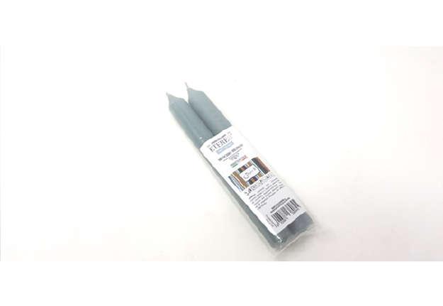 Immagine di Confezione due candele coniche Eterea al Muschio Bianco