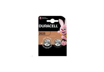 Immagine di Batteria Duracell 2025 doppia