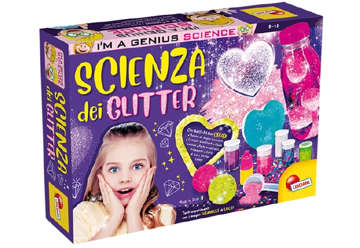 Immagine di I'm a genius - Scienza dei glitter