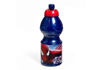 Immagine di Spiderman borraccia in plastica 400ml