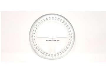 Immagine di Goniometro diametro cm 15 400°