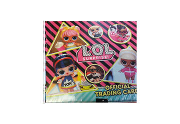Immagine di Lol Surprise official trading cards