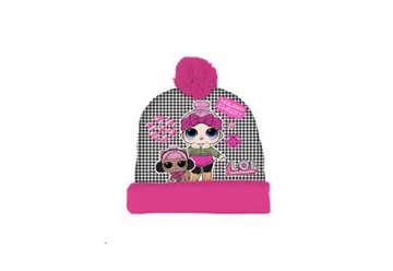 Immagine di Cappello con risvolto e pon pon Lol Surprise Tg.54