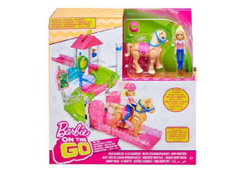 Immagine di Barbie Pony Set