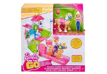 Immagine di Barbie Pony Set