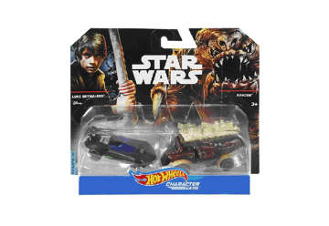 Immagine di Hotwheels Star Wars 2 pz assortito