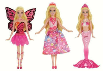 Immagine di Barbie mini dream assortita 10cm