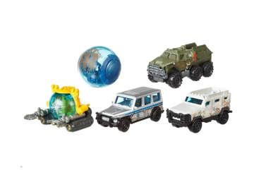 Immagine di Jurassic World veicolo die cast assortito