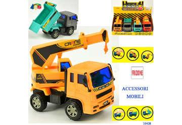 Immagine di Camion da lavoro con accessori mobili
