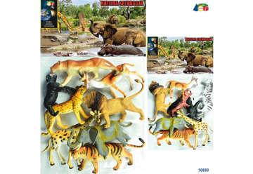 """Immagine di Bustone zoo """"Natura selvaggia"""""""
