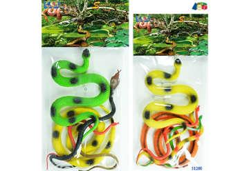 """Immagine di Busta grande """"Serpenti velenosi"""""""