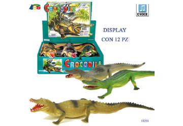 Immagine di Coccodrillo con voce 35cm