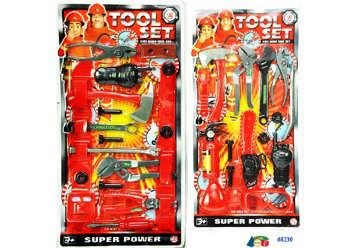 Immagine di Set pompieri con attrezzi