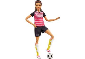 Immagine di Barbie Sport Calcio