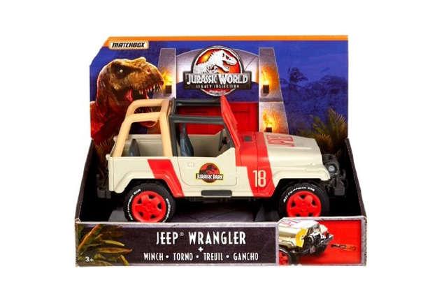 Immagine di Jurassic Jeep Wrangler