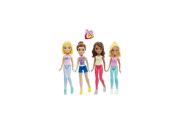 Immagine di Barbie Mini Doll on the go