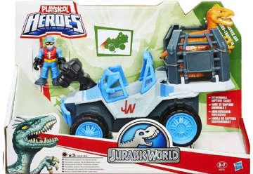 Immagine di Jurassic World veicoli