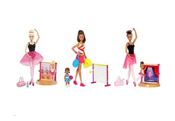 Immagine di Barbie Sport Playset