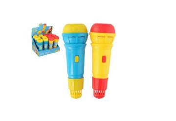 Immagine di Microfono in display 2 colori