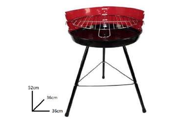 Immagine di Barbecue tondo 36cm